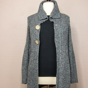 No Boundaries Long Cardigan Sweater